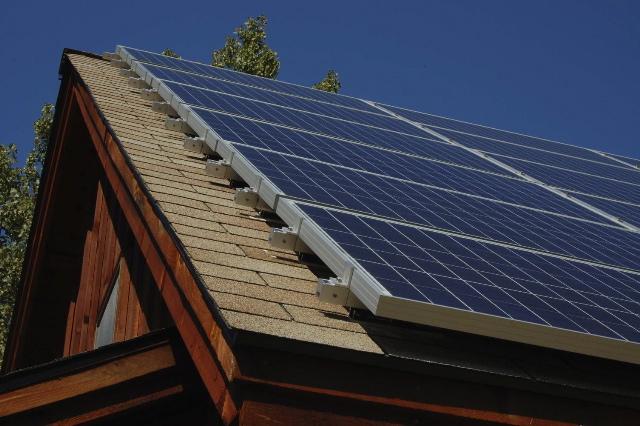 Residential Solar Power Information
